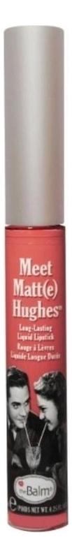 Стойкий матирующий блеск для губ Meet Matt(e) Hughes 7,4мл: Honest honest косметика