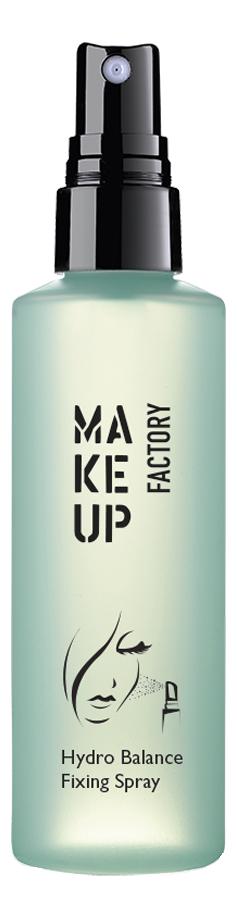 Увлажняющий спрей для фиксации макияжа Hydro Balance Fixing Spray 100мл спрей для фиксации макияжа fix me make up fixer 50мл