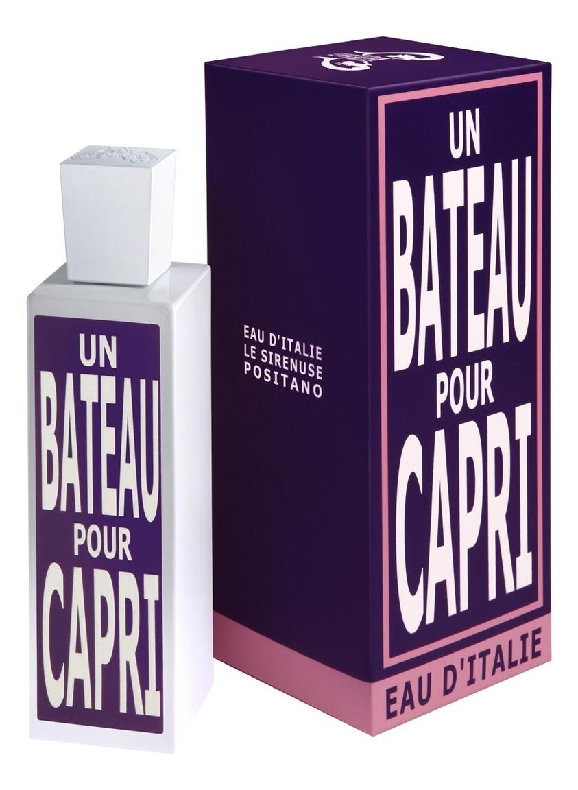 Eau D'Italie Un Bateau pour Capri : туалетная вода 100мл ratchet reversible stels 14029