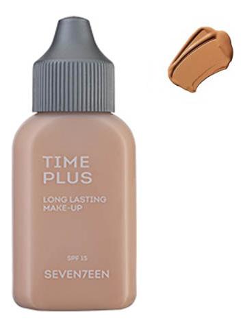 Тональный крем длительного действия Time Plus Long Lasting Make-Up 35мл: 07 Summer Tan