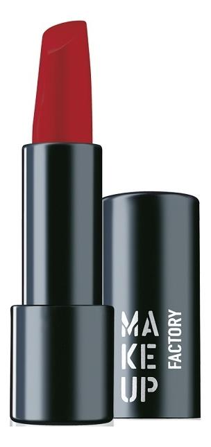 Устойчивая полуматовая помада для губ Magnetic Lips Semi - Mat & Long Lasting 4г: 386 Sheer Carmine