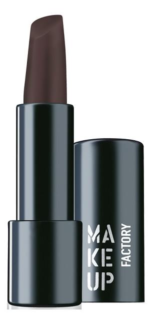 Устойчивая полуматовая помада для губ Magnetic Lips Semi - Mat & Long - Lasting 4г: 420 Dark Aubergine
