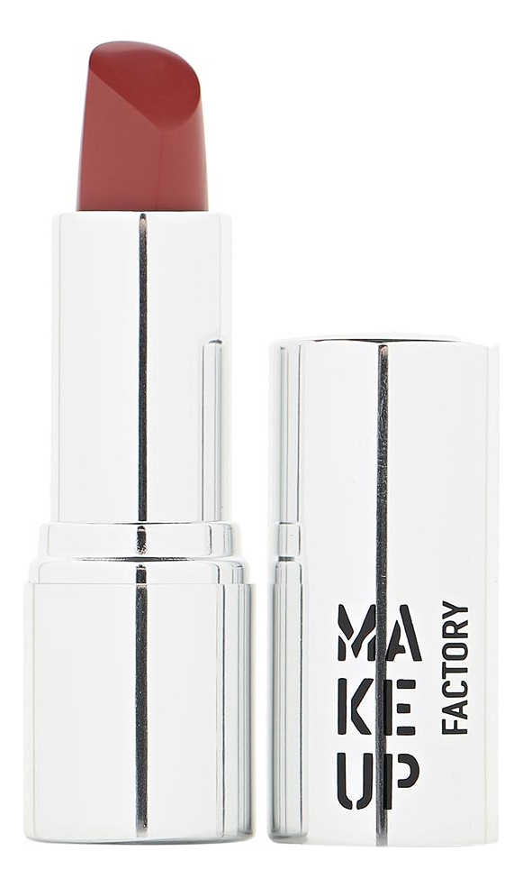 Фото - Помада для губ кремовая Lip Color 4г: 128 Pecan Red кремовая помада для губ cream desire 4г no 5