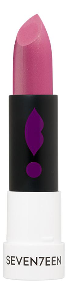 Купить Помада для губ увлажняющая Lipstick Special 5г: 377 Fuchsia Kiss, Seventeen