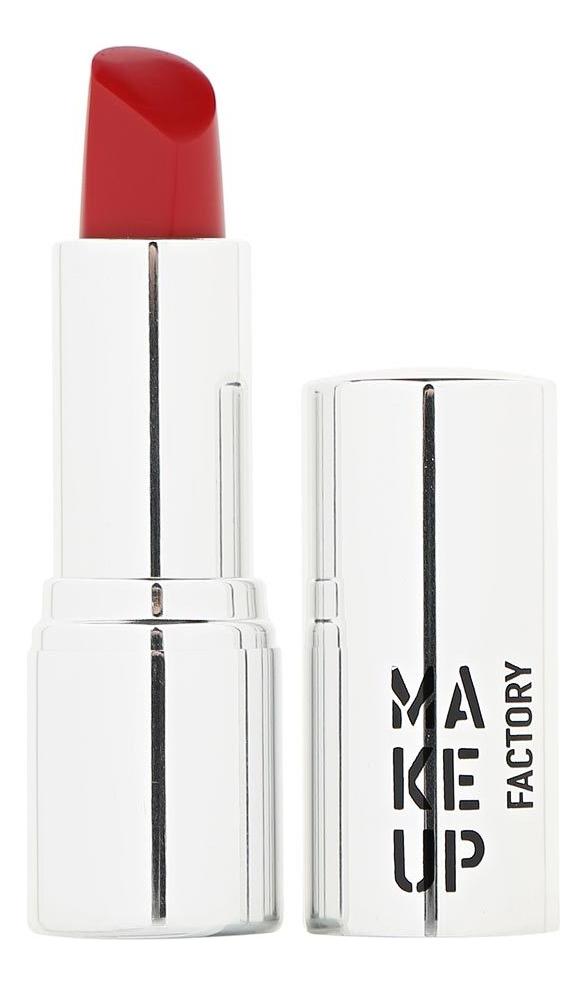 Фото - Помада для губ кремовая Lip Color 4г: 156 Red Temptation кремовая помада для губ cream desire 4г no 5