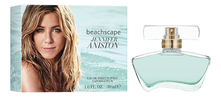 Jennifer Aniston Beachscape