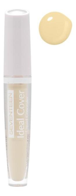 Консилер для лица Ideal Cover Liquid Concealer 5г: 02 Light Ochre недорого