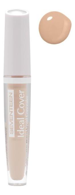 Консилер для лица Ideal Cover Liquid Concealer 5г: 05 Beige, Seventeen  - Купить