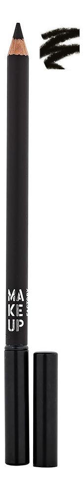 Купить Карандаш для бровей Eye Brow Styler 2г: 1 Black, MAKE UP FACTORY