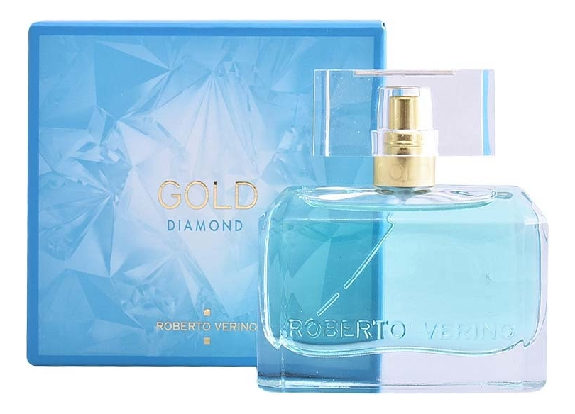 Gold Diamond: парфюмерная вода 30мл