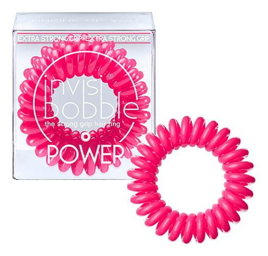 Резинка для волос Power Pinking Of You (pозовая)