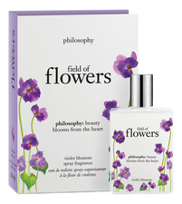 Philosophy Field of Flowers: Violet Blossom
