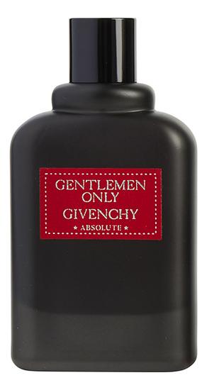 цена Givenchy Gentlemen Only Absolute: парфюмерная вода 100мл тестер онлайн в 2017 году