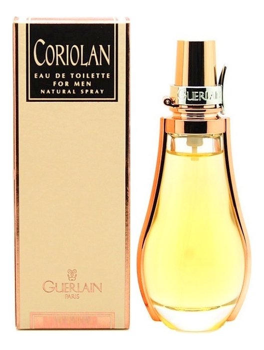 Coriolan Men: туалетная вода 100мл недорого
