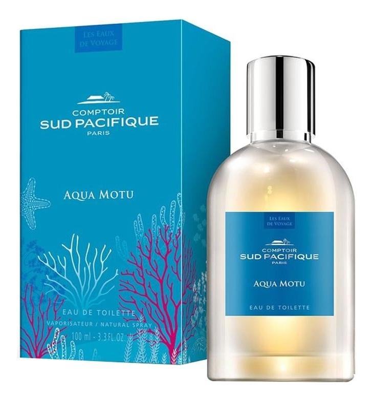 Купить Aqua Motu Eau de Parfum: парфюмерная вода 100мл, Comptoir Sud Pacifique