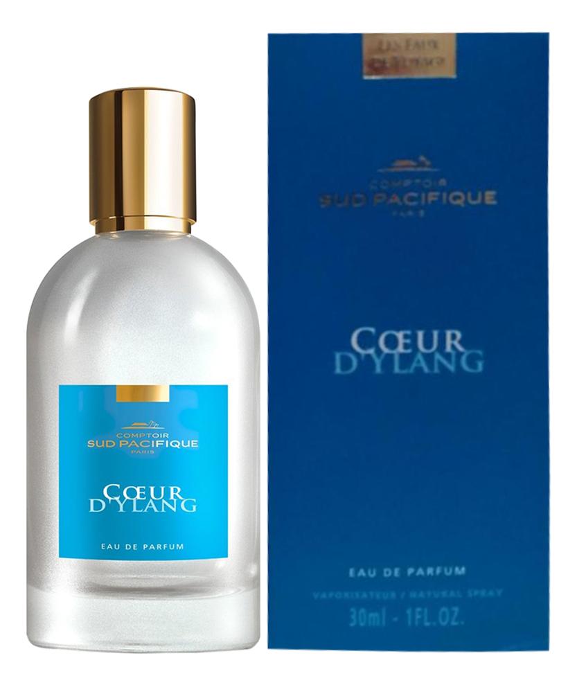 Comptoir Sud Pacifique Coeur dYlang: парфюмерная вода 30мл