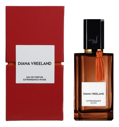 Diana Vreeland Extravagance Russe : парфюмерная вода 100мл diana ross dimond diana парфюмерная вода 100мл