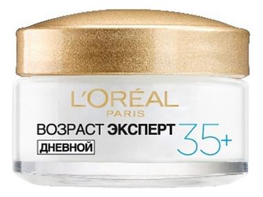 Купить Дневной крем для лица для всех типов кожи Возраст Эксперт 35+ 50мл, L'oreal