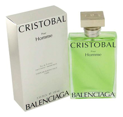 Купить Cristobal Pour Homme: туалетная вода 100мл, Balenciaga