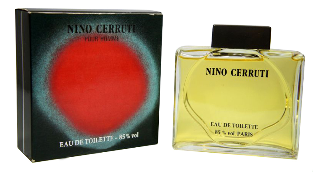 Cerruti Nino Винтаж: туалетная вода 100мл