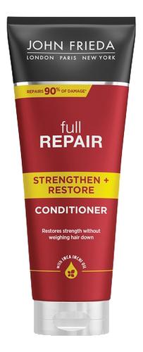Фото - Укрепляющий кондиционер для волос Full Repair Strengthen & Restore Conditioner 250мл кондиционер для интенсивного восстановления волос intensive repair conditioner 250мл
