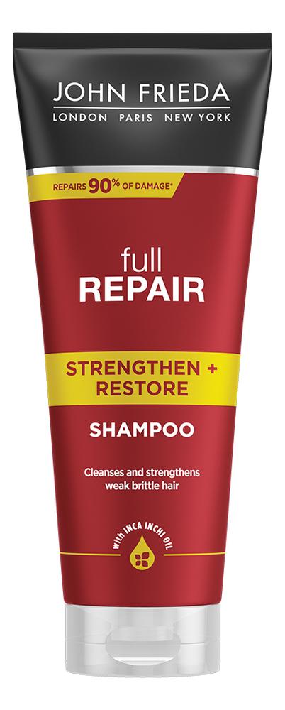 цена на Укрепляющий шампунь для волос Full Repair Strengthen & Restore Shampoo 250мл