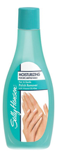 Sally Hansen Жидкость для снятия лака увлажняющая Moisturizing For Dry, Brittle Nails - Fast & Gentle Polish Remover 236,5мл
