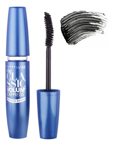 Тушь для ресниц экспресс подкручивающая The Classic Volum Express Curved Brush 10мл: 01 Black