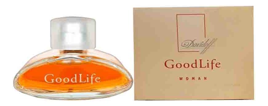 Davidoff Good Life For Women Винтаж: парфюмерная вода 50мл