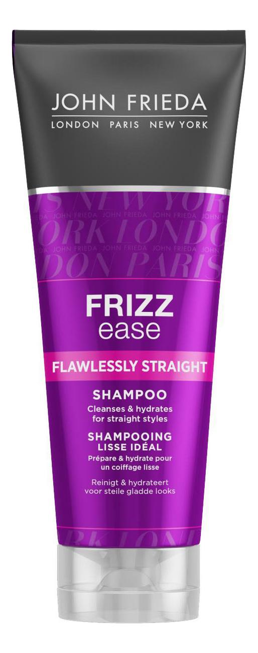 Купить Разглаживающий шампунь для прямых волос Frizz Ease Flawlessly Straight 250мл, JOHN FRIEDA