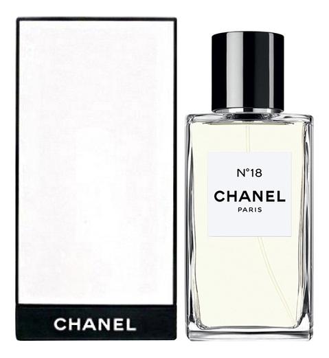 Купить Les Exclusifs de Chanel No18: туалетная вода 200мл
