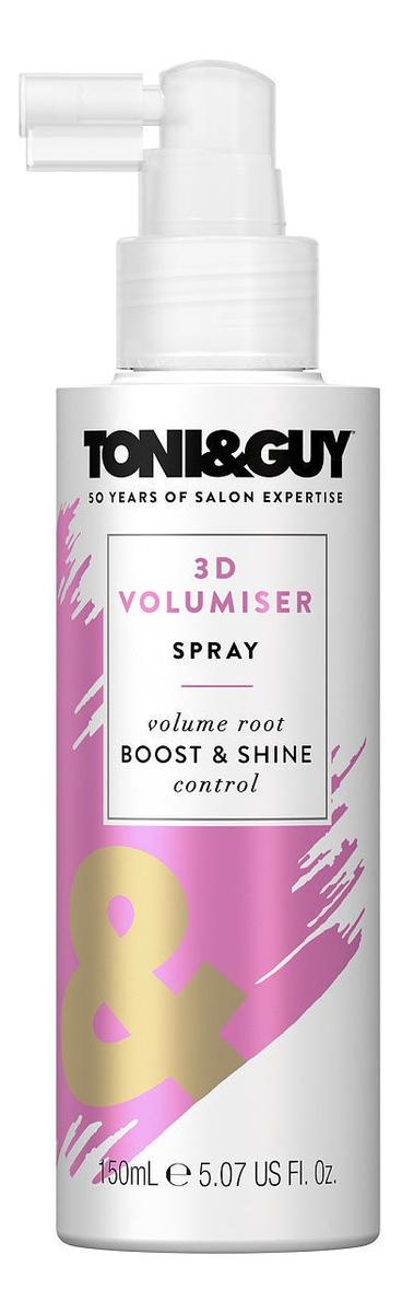 Купить Спрей для волос 3D объем Glamour 3D Volumiser 150мл, Toni & Guy