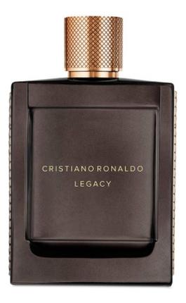 Cristiano Ronaldo Legacy: туалетная вода 100мл тестер