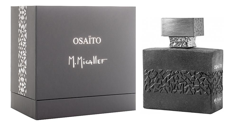 M. Micallef Osaito: парфюмерная вода 100мл m micallef note ambree парфюмерная вода 2мл