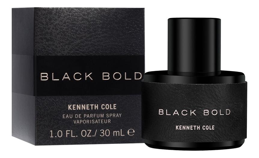 Купить Kenneth Cole Black Bold: парфюмерная вода 30мл