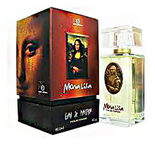Eclectic Collections Mona Lisa: парфюмерная вода 100мл