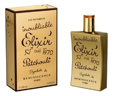 Reminiscence Inoubliable Elixir Patchouli