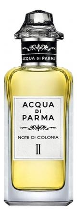 Купить Acqua Di Parma Note Di Colonia II: одеколон 2мл