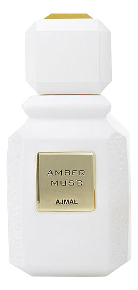 Ajmal Amber Musc: парфюмерная вода 100мл тестер недорого