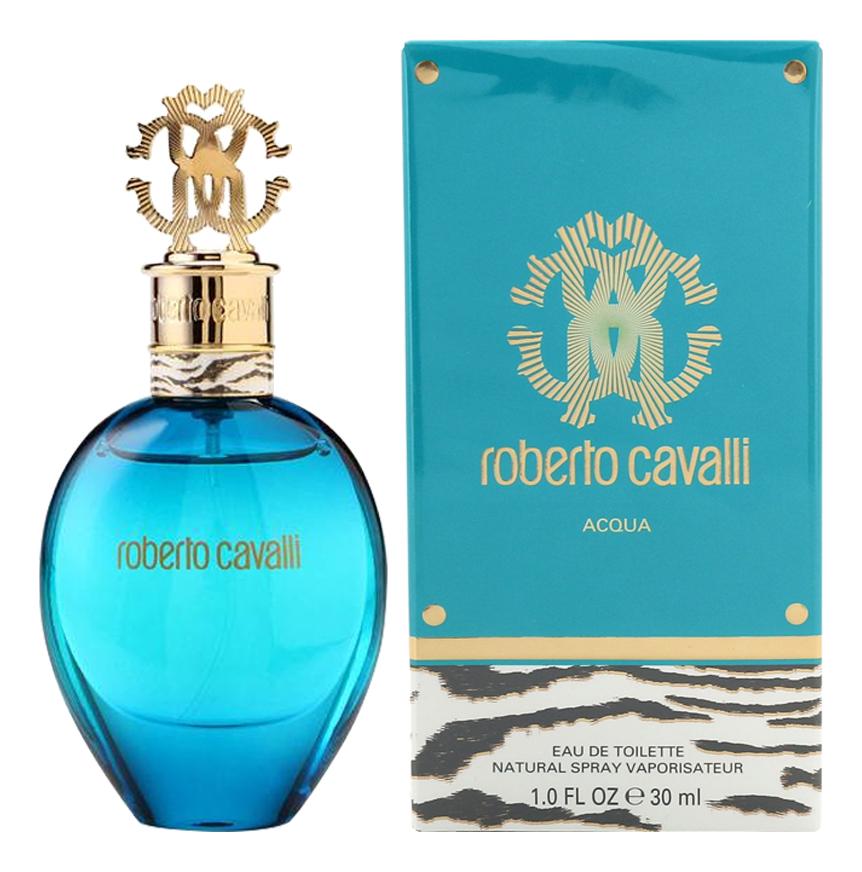 Купить Acqua: туалетная вода 30мл, Roberto Cavalli