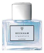 David Beckham Signature Summer For Men