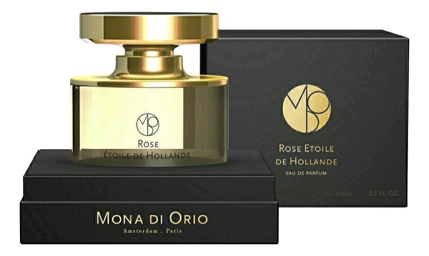 Купить Rose Etoile De Hollande: парфюмерная вода 75мл, Les Nombres D'Or Rose Etoile De Hollande, Mona di Orio