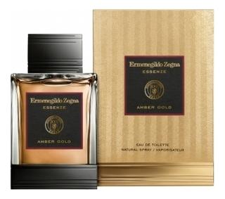 Купить Essenze Amber Gold: туалетная вода 125мл, Ermenegildo Zegna
