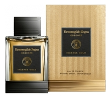 Ermenegildo Zegna Essenze Incense Gold