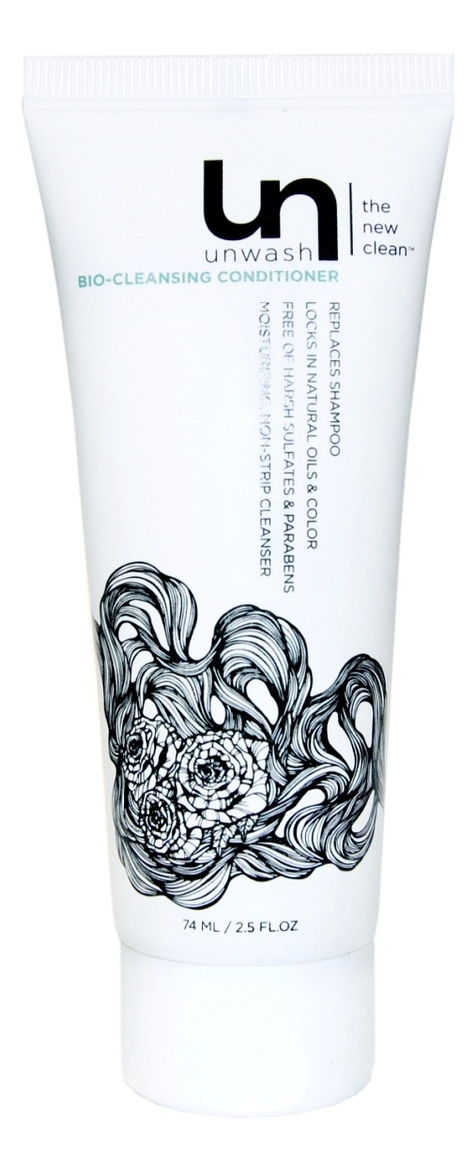 Bio-кондиционер для волос очищающий Bio-Cleansing Conditioner: Кондиционер 74мл очищающий кондиционер для волос vitamin booster cleansing conditioner кондиционер 230мл