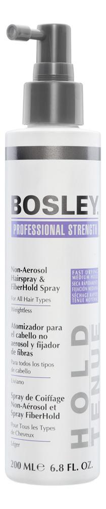 Спрей для фиксации кератиновых волокон Non-Aerosol Hairspray & Fiberhold Spray For All Hair Types Weightless 200мл