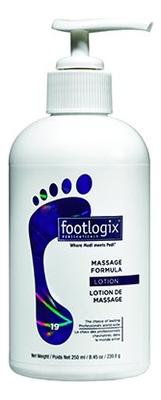 Лосьон массажный для ног Massage Formula Dermal Infusion Technology: Лосьон 250мл мусс очищающий для ног peeling skin formula dermal infusion technology 119 9мл