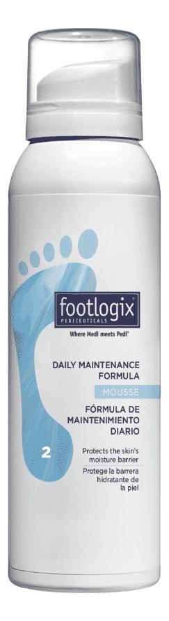 Мусс для ежедневного ухода Daily Maintenance Formula Dermal Infusion Technology 119,9г мусс очищающий для ног peeling skin formula dermal infusion technology 119 9мл