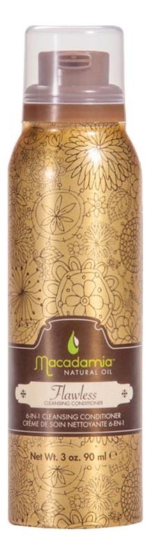 Купить Крем-мусс для волос Без изъяна Flawless Cleansing Conditioner: Крем-мусс 90мл, Macadamia