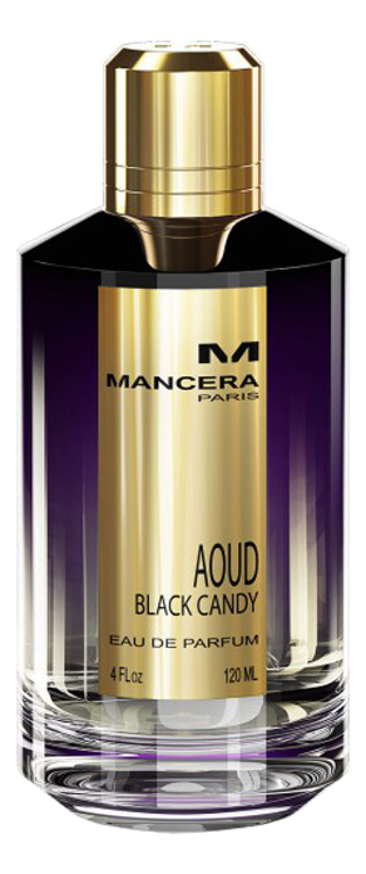 Mancera Aoud Black Candy: парфюмерная вода 2мл
